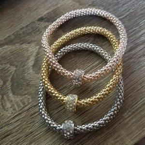 Bundle of 3 bracelets